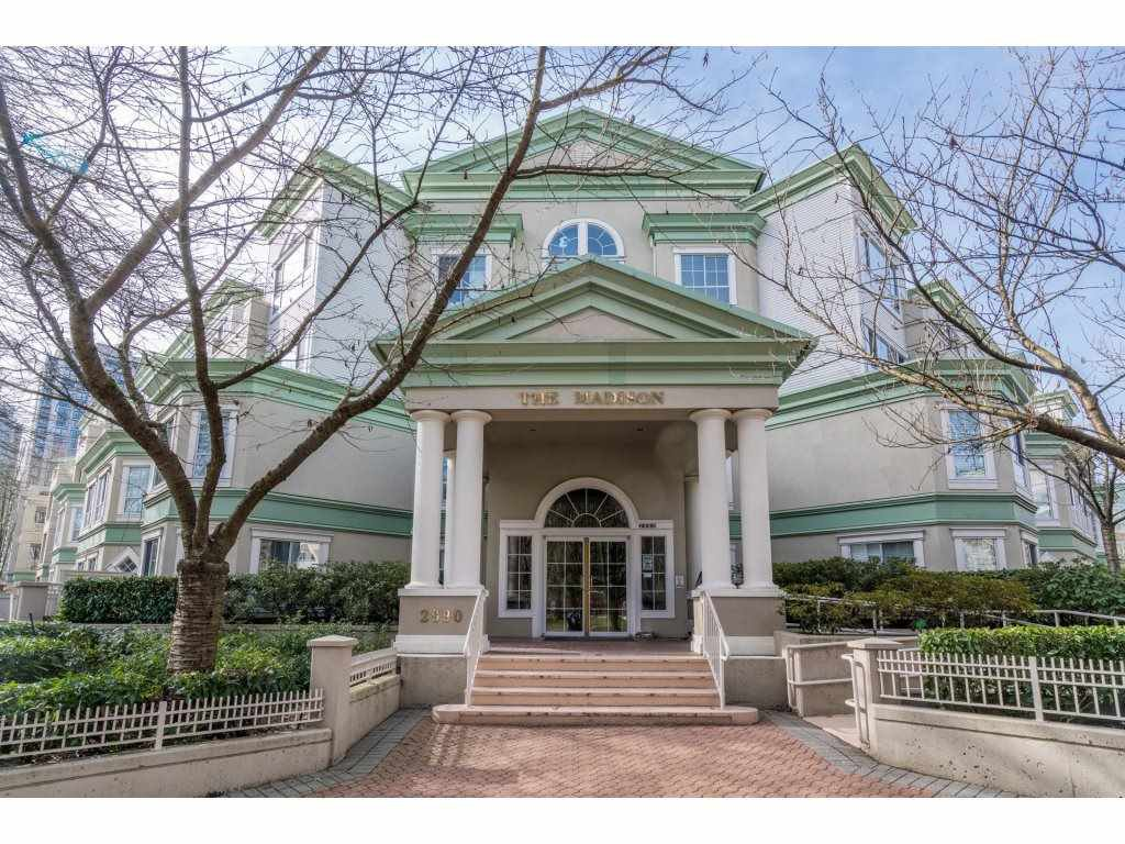 """Main Photo: 303 2990 PRINCESS Crescent in Coquitlam: Canyon Springs Condo for sale in """"THE MADISON"""" : MLS®# R2245990"""