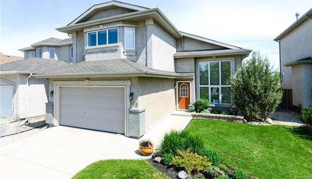 Main Photo: 919 John Bruce Road in Winnipeg: Royalwood Residential for sale (2J)  : MLS®# 1816498