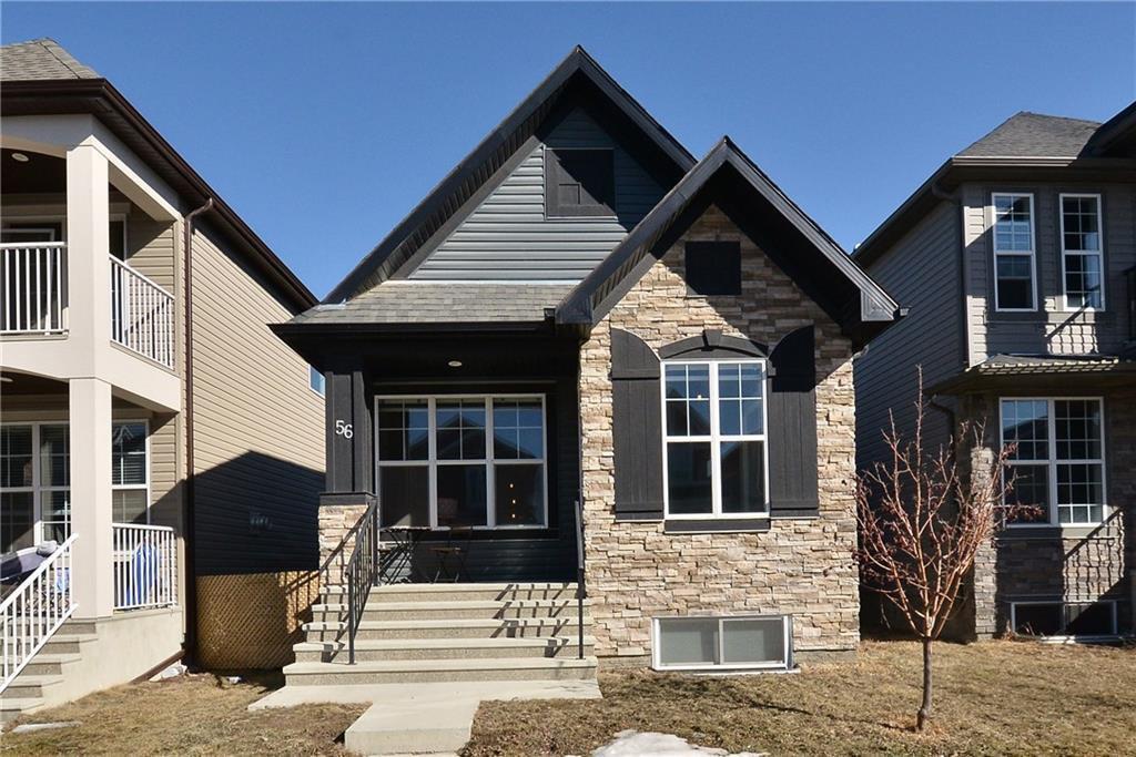 Main Photo: 56 CRANFORD Park SE in Calgary: Cranston Detached for sale : MLS®# C4235252