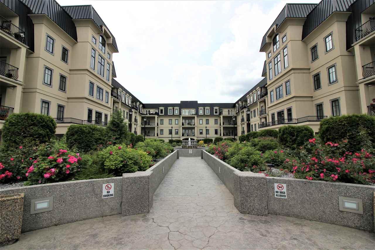 Main Photo: 212 1406 HODGSON Way in Edmonton: Zone 14 Condo for sale : MLS®# E4151799