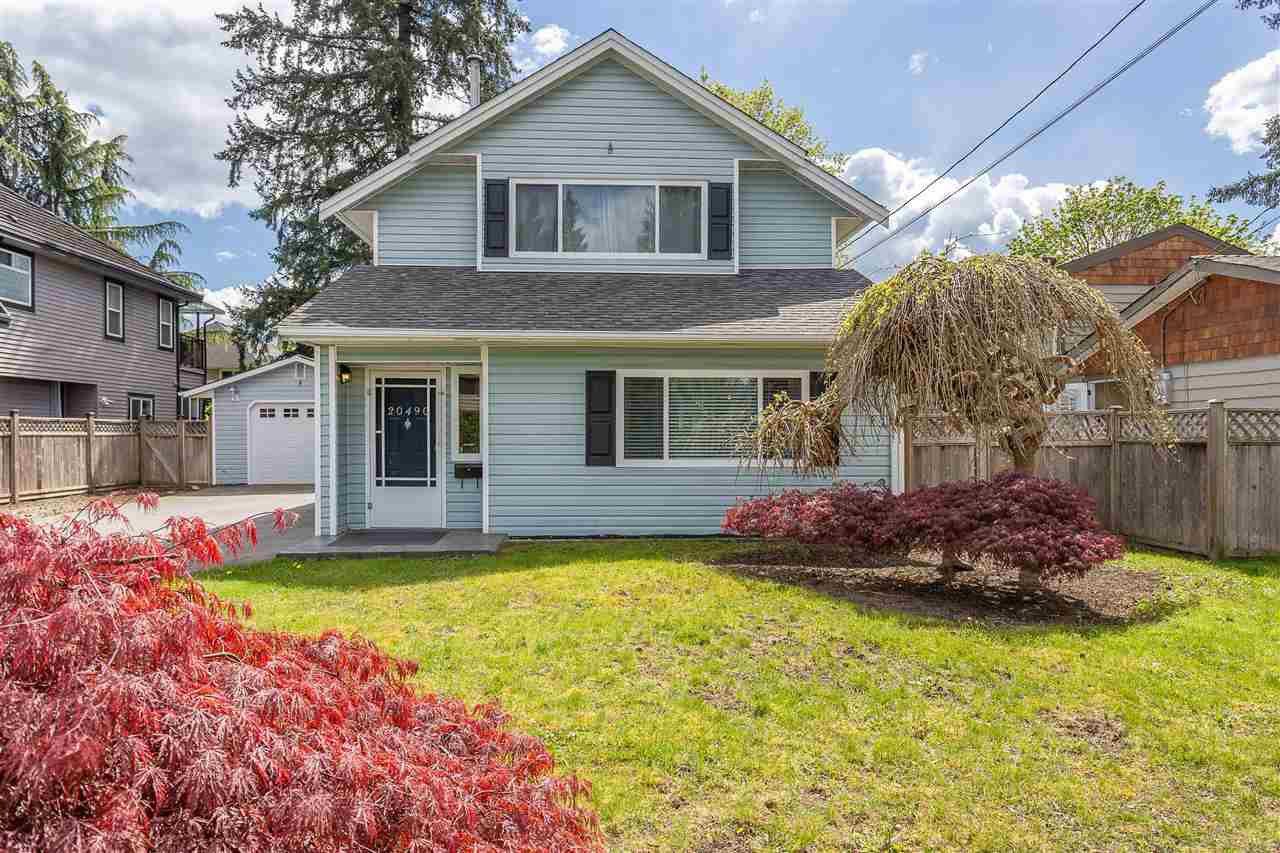 Main Photo: 20490 116 Avenue in Maple Ridge: Southwest Maple Ridge House for sale : MLS®# R2364379