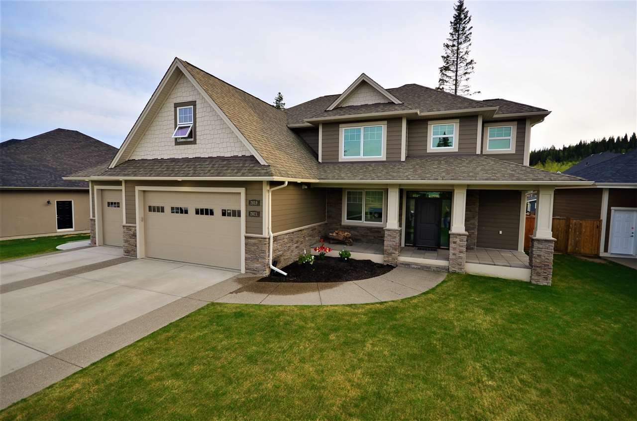 """Main Photo: 2619 MAURICE Drive in Prince George: Charella/Starlane House for sale in """"UNIVERSITY HEIGHTS"""" (PG City South (Zone 74))  : MLS®# R2369261"""