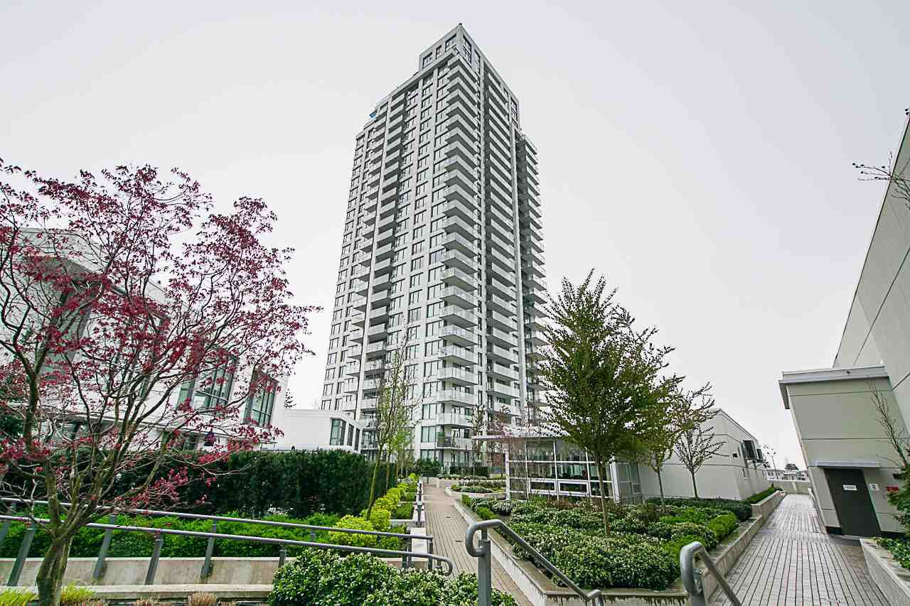 "Main Photo: 2408 570 EMERSON Street in Coquitlam: Coquitlam West Condo for sale in ""UPTOWN 2"" : MLS®# R2373741"