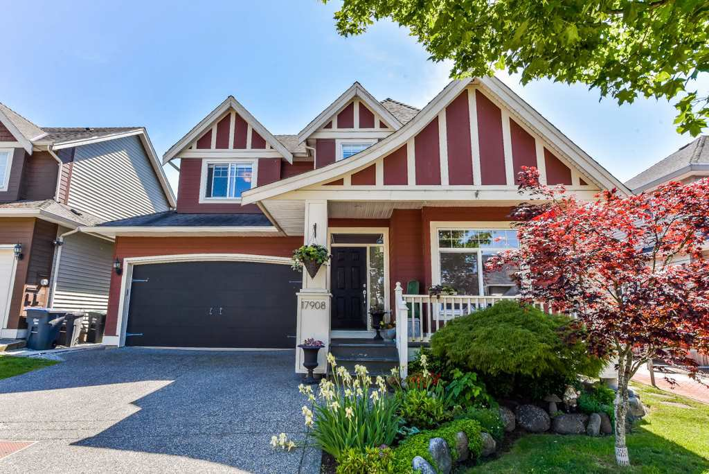 "Main Photo: 17908 71A Avenue in Surrey: Cloverdale BC House for sale in ""Provincton"" (Cloverdale)  : MLS®# R2374811"