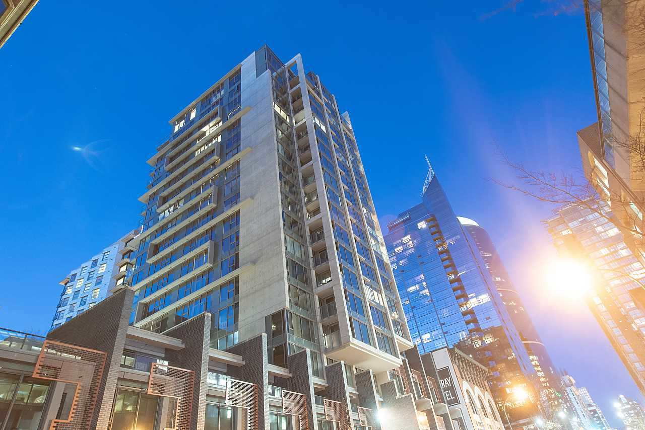 "Main Photo: 1102 1133 HORNBY Street in Vancouver: Downtown VW Condo for sale in ""ADDITION"" (Vancouver West)  : MLS®# R2385280"