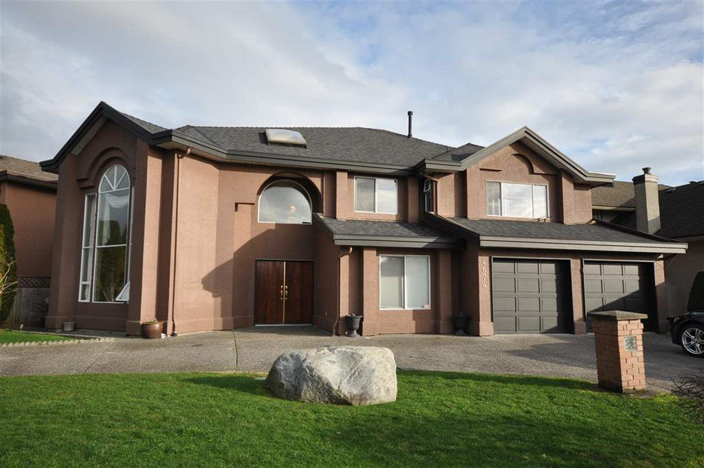Main Photo: 4674 London Crescent in Ladner: Holly House for sale : MLS®# R2236168