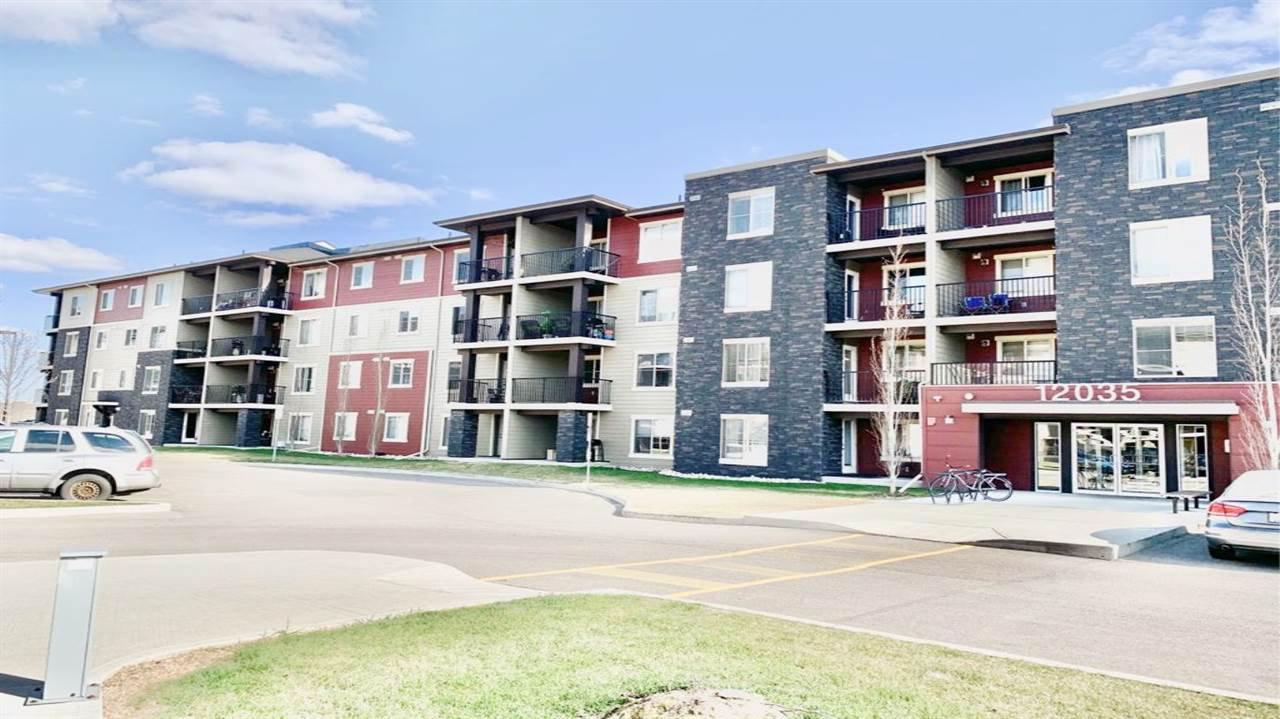 Main Photo: 403 12035 22 Avenue in Edmonton: Zone 55 Condo for sale : MLS®# E4196346