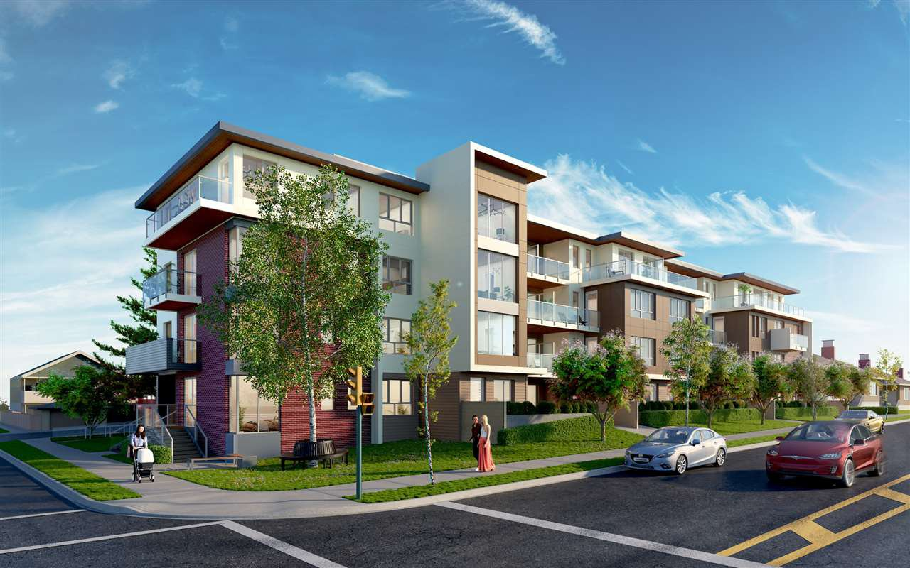 """Main Photo: 201 2404 - 2436 E 33RD Avenue in Vancouver: Collingwood VE Condo for sale in """"CLARENDON HEIGHTS"""" (Vancouver East)  : MLS®# R2469295"""
