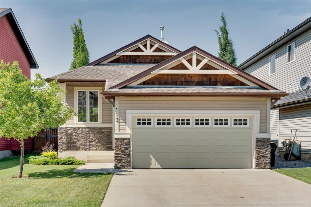 Main Photo: 113 AUTUMN Gardens SE in Calgary: Auburn Bay Detached for sale : MLS®# A1015959