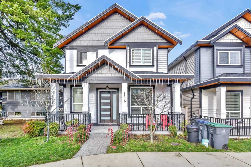 Main Photo: 14649 59A Avenue in Surrey: Sullivan Station House for sale : MLS®# R2527522