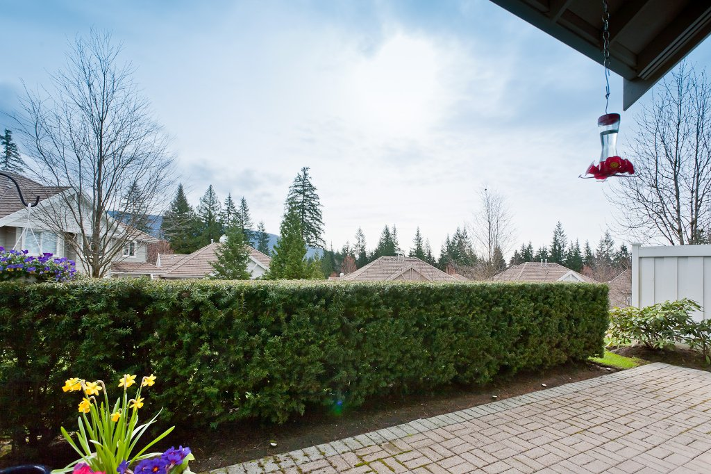 "Photo 20: Photos: 6 3405 PLATEAU Boulevard in Coquitlam: Westwood Plateau Townhouse for sale in ""PINNACLE RIDGE"" : MLS®# V883094"