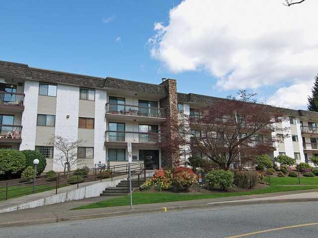 Main Photo: # 205 2381 BURY AV in Port Coquitlam: Central Pt Coquitlam Condo for sale : MLS®# V1014257