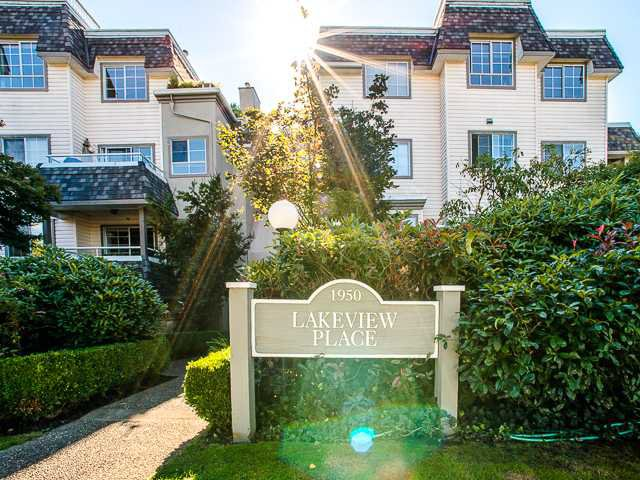 """Main Photo: # 101 1950 E 11TH AV in Vancouver: Grandview VE Condo for sale in """"LAKEVIEW PLACE"""" (Vancouver East)  : MLS®# V1034713"""