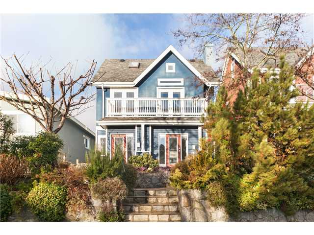 Main Photo: 2039 E 5TH Avenue in Vancouver: Grandview VE House 1/2 Duplex for sale (Vancouver East)  : MLS®# V1040393