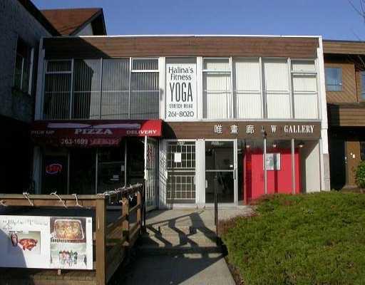 Main Photo: 2987 2991 41ST AV W: Home for sale (Vancouver West)  : MLS®# V4000986