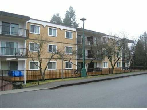"""Main Photo: 204 630 CLARKE Road in Coquitlam: Coquitlam West Condo for sale in """"KING CHARLES COURT"""" : MLS®# V1054989"""