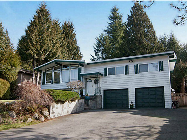Main Photo: 189 BALTIC Street in Coquitlam: Cape Horn House for sale : MLS®# V1056958