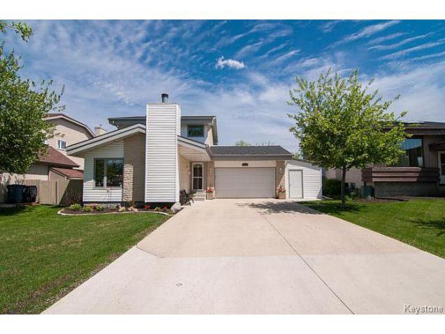 Main Photo: 181 Kildonan Meadow Drive in WINNIPEG: Transcona Residential for sale (North East Winnipeg)  : MLS®# 1412346