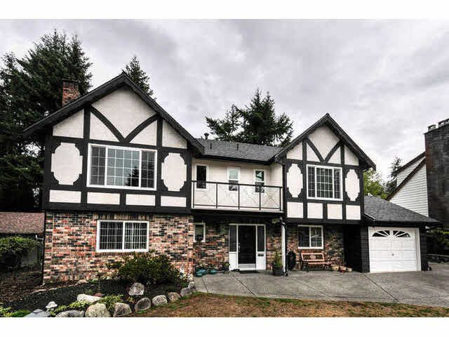 "Main Photo: 11019 64A Avenue in Delta: Sunshine Hills Woods House for sale in ""SUNSHINE HILLS"" (N. Delta)  : MLS®# F1450398"