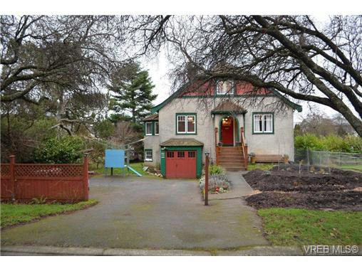 Main Photo: 1043 Bewdley Ave in VICTORIA: Es Old Esquimalt Single Family Detached for sale (Esquimalt)  : MLS®# 719684