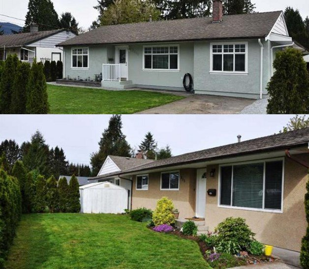 Main Photo: 835 ESSEX Avenue in Port Coquitlam: Lincoln Park PQ House Duplex for sale : MLS®# R2058872
