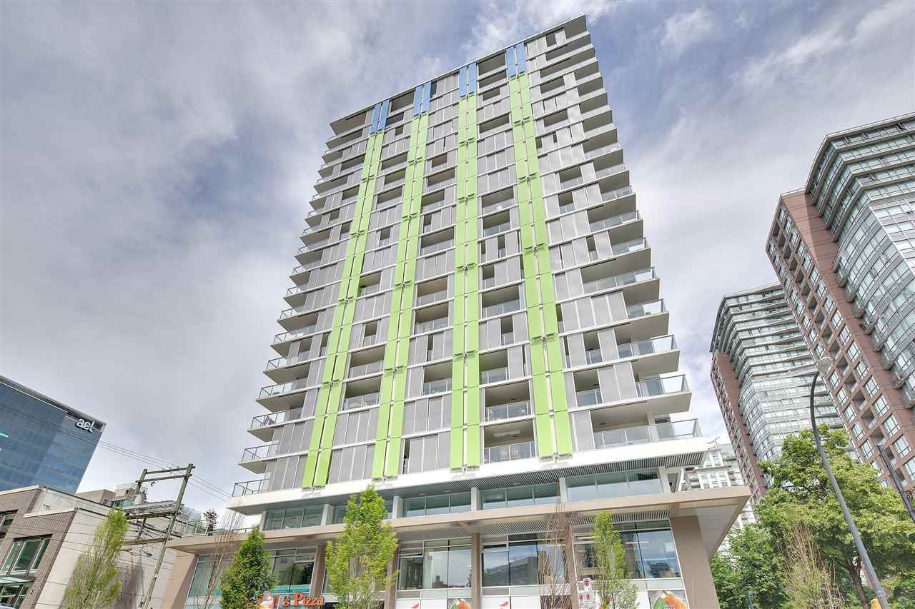 "Main Photo: 2008 999 SEYMOUR Street in Vancouver: Downtown VW Condo for sale in ""999 SEYMOUR"" (Vancouver West)  : MLS®# R2076680"