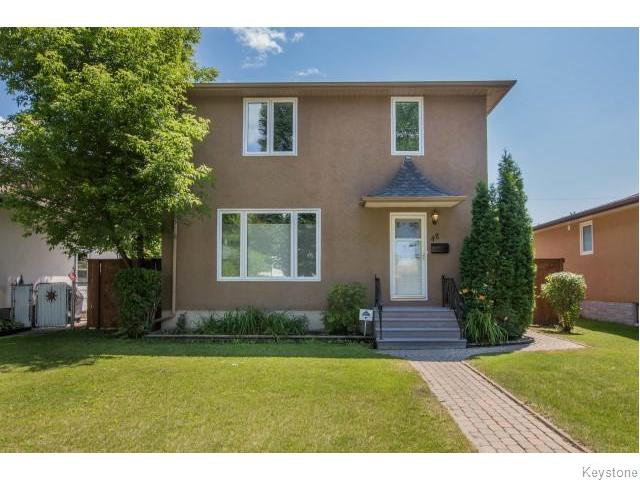 Main Photo: 48 Avondale Road in Winnipeg: Residential for sale : MLS®# 1619537