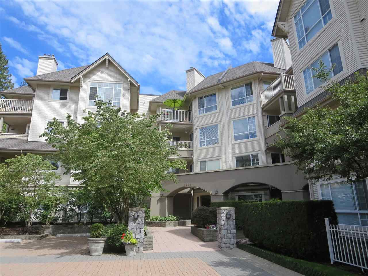 Main Photo: 228 1252 TOWN CENTRE Boulevard in Coquitlam: Canyon Springs Condo for sale : MLS®# R2094814