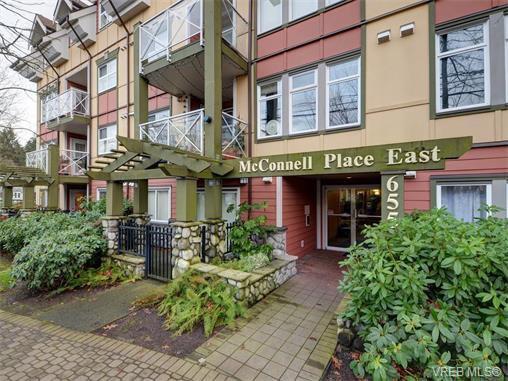 Main Photo: 114 655 Goldstream Ave in VICTORIA: La Fairway Condo Apartment for sale (Langford)  : MLS®# 751295