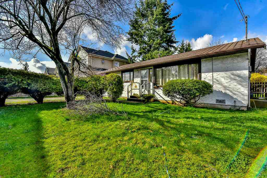 Main Photo: 12521 92 Avenue in Surrey: Queen Mary Park Surrey House for sale : MLS®# R2151336