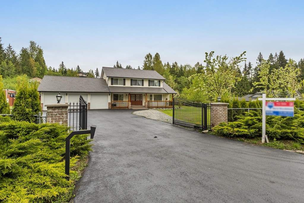 Main Photo: 12090 269 Street in Maple Ridge: Northeast House for sale : MLS®# R2164052