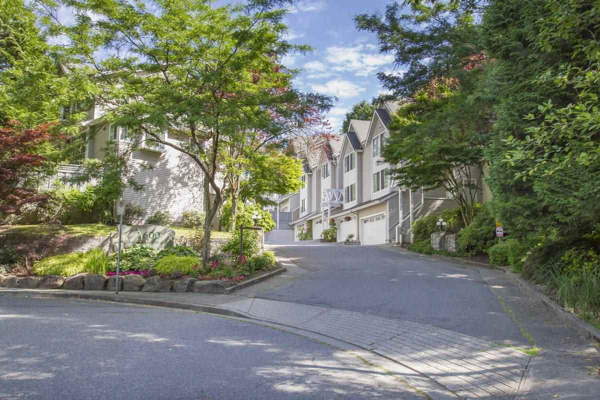 """Main Photo: 29 2600 BEAVERBROOK Crescent in Burnaby: Simon Fraser Hills Townhouse for sale in """"AVONLEA"""" (Burnaby North)  : MLS®# R2186507"""