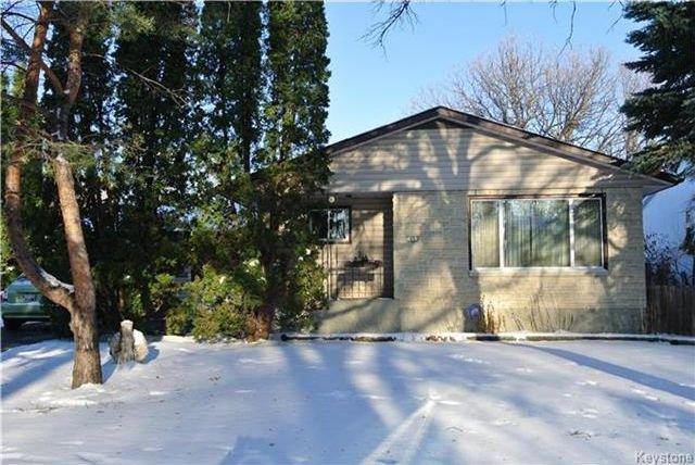 Main Photo: 49 Glenview Avenue in Winnipeg: Residential for sale (2C)  : MLS®# 1729203