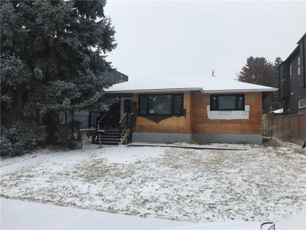 Main Photo: 450 28 Avenue NW in Calgary: Mount Pleasant House for sale : MLS®# C4149854