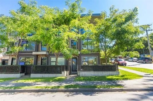 """Main Photo: 1002 E 7TH Avenue in Vancouver: Mount Pleasant VE Townhouse for sale in """"7 & W"""" (Vancouver East)  : MLS®# R2239362"""