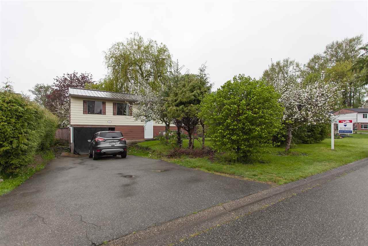 "Main Photo: 8713 MILTON Drive in Surrey: Bear Creek Green Timbers House for sale in ""Bear Creek"" : MLS®# R2262703"