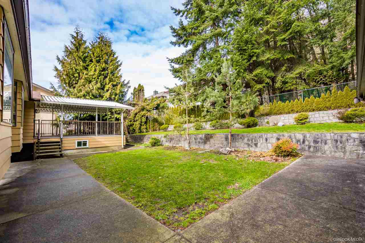 Main Photo: 7631 AUBREY Street in Burnaby: Simon Fraser Univer. House for sale (Burnaby North)  : MLS®# R2272786