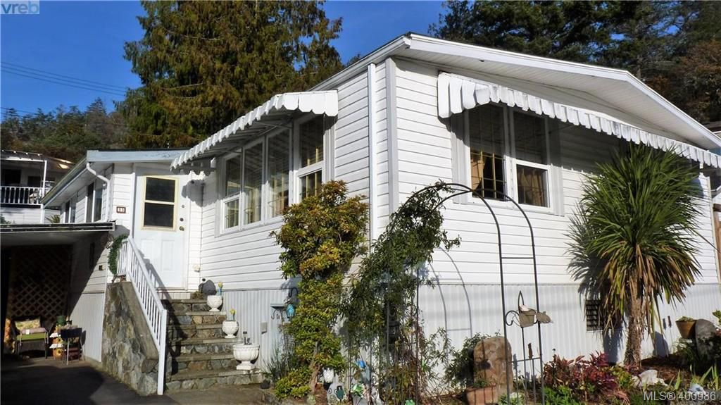Main Photo: 33 2587 Selwyn Rd in VICTORIA: La Mill Hill Manufactured Home for sale (Langford)  : MLS®# 800125