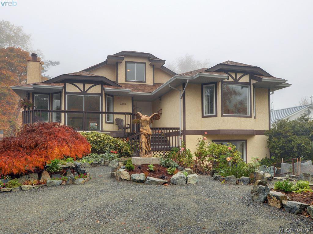 Main Photo: 2800 Austin Ave in VICTORIA: SW Gorge Single Family Detached for sale (Saanich West)  : MLS®# 800400