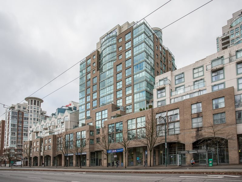 "Main Photo: 208 1159 MAIN Street in Vancouver: Mount Pleasant VE Condo for sale in ""CITYGATE II"" (Vancouver East)  : MLS®# R2325232"