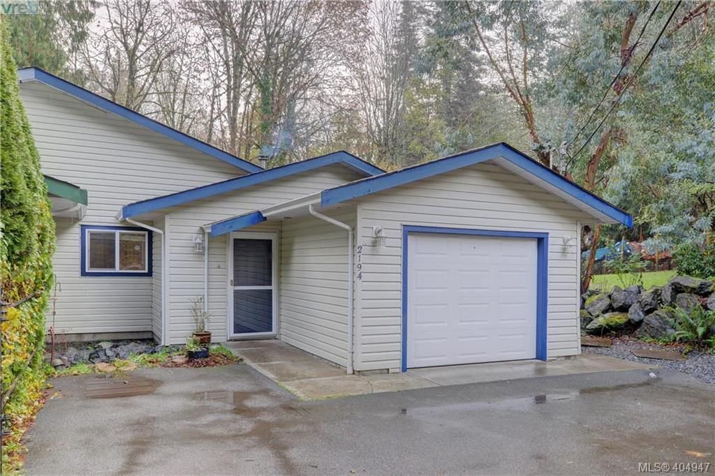 Photo 1: Photos: 2194 Phillips Rd in SOOKE: Sk Sooke Vill Core Half Duplex for sale (Sooke)  : MLS®# 804621