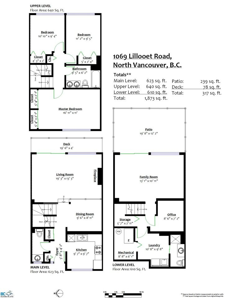 """Photo 20: Photos: 1069 LILLOOET Road in North Vancouver: Lynnmour Townhouse for sale in """"Lynnmour West"""" : MLS®# R2338577"""