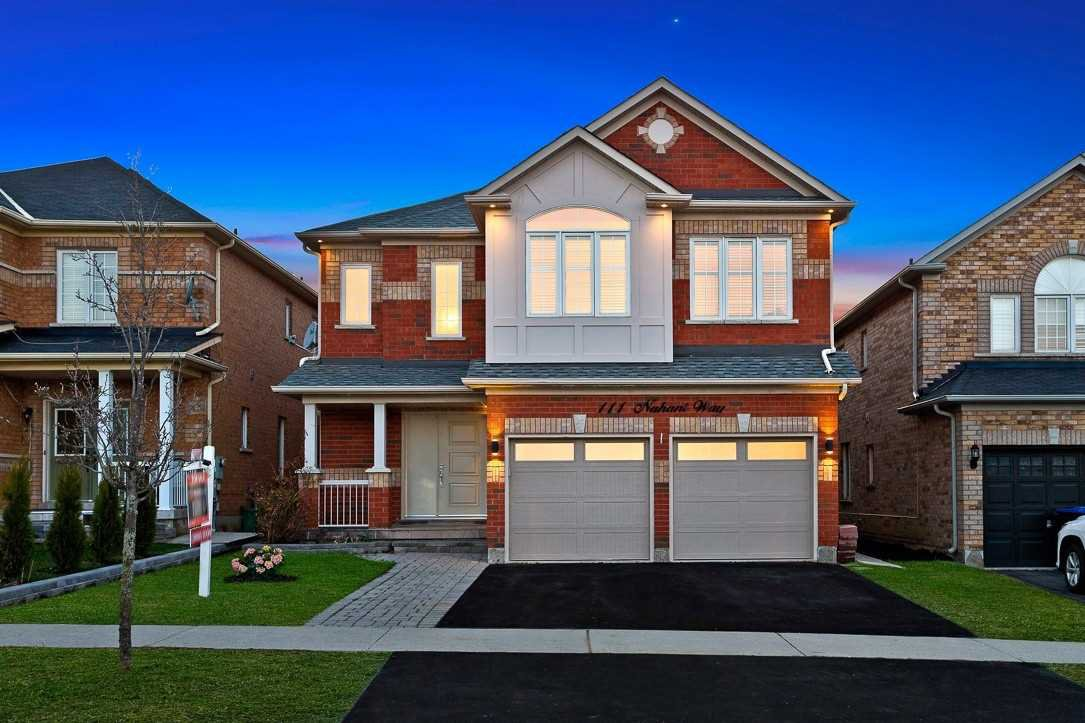 Main Photo: 111 Nahani Way in Mississauga: Hurontario House (2-Storey) for sale : MLS®# W4422765