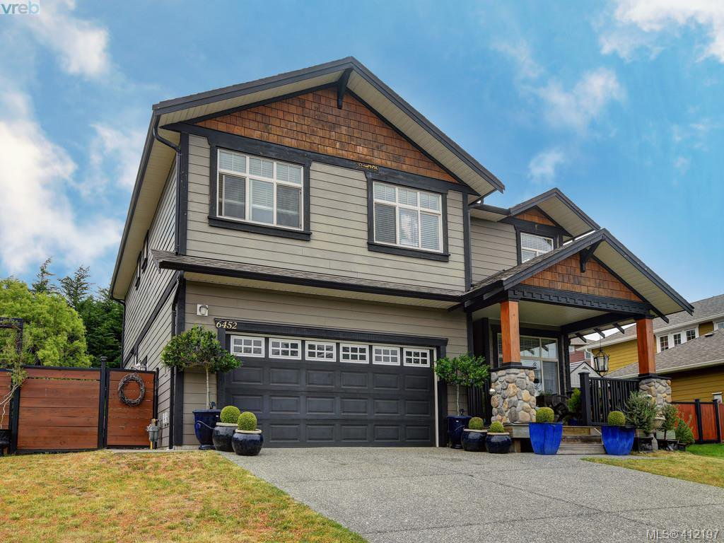 Main Photo: 6452 Birchview Way in SOOKE: Sk Sunriver Single Family Detached for sale (Sooke)  : MLS®# 412197