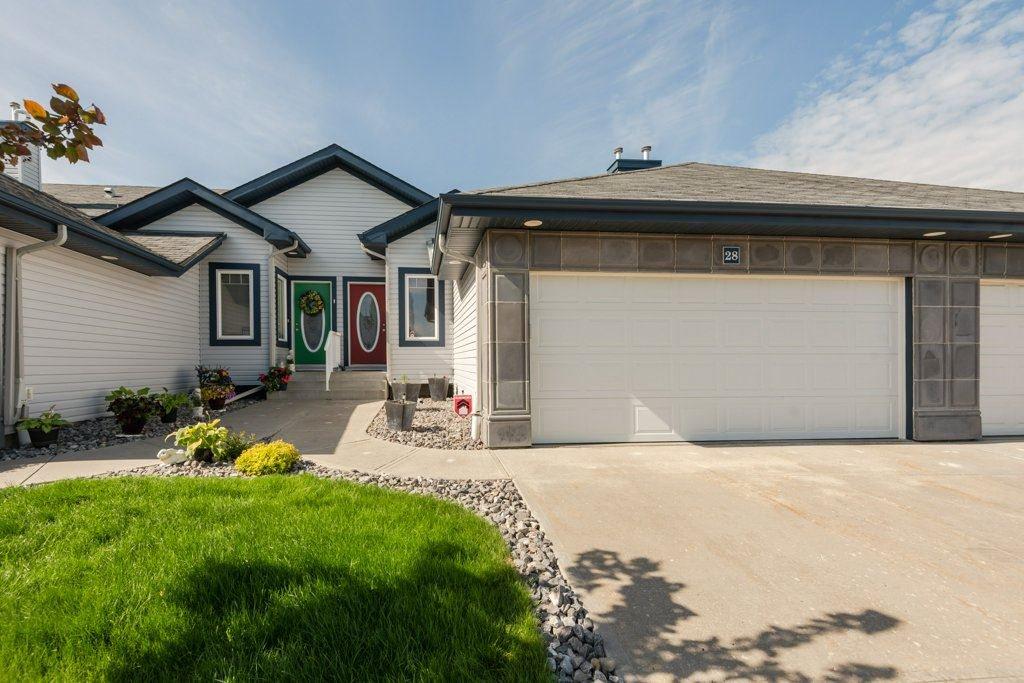 Main Photo: 28 3003 34 Avenue in Edmonton: Zone 30 Townhouse for sale : MLS®# E4162349