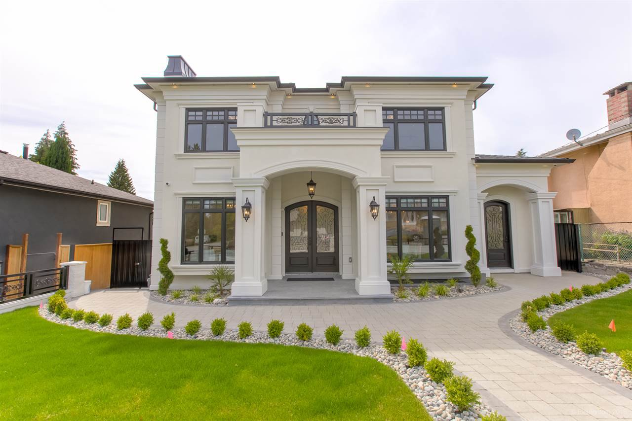 "Main Photo: 1875 CLIFF Avenue in Burnaby: Montecito House for sale in ""Montecito"" (Burnaby North)  : MLS®# R2398940"