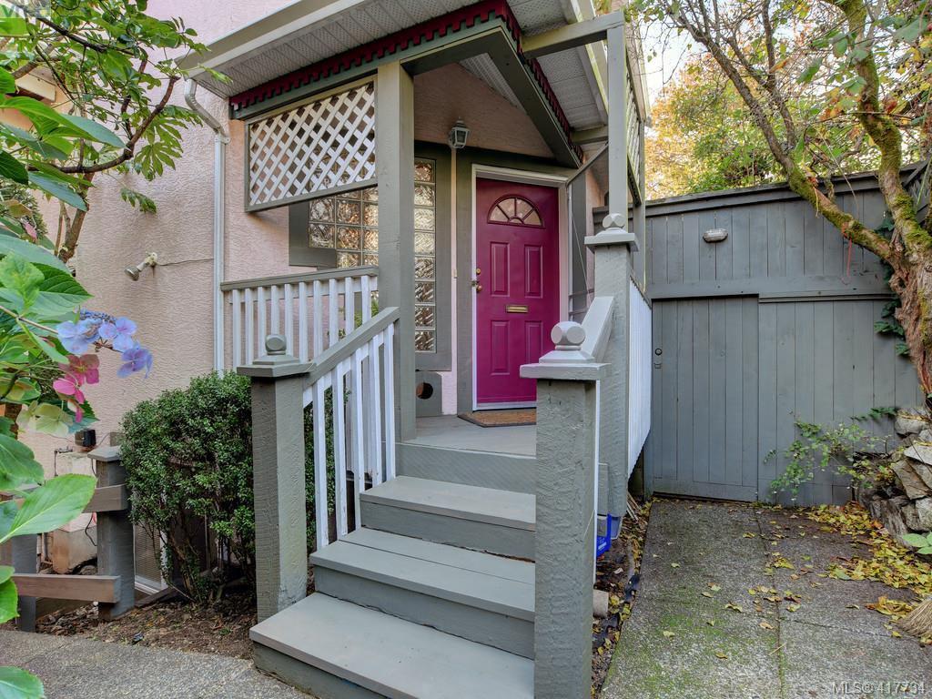 Main Photo: 2592 Empire Street in VICTORIA: Vi Oaklands Half Duplex for sale (Victoria)  : MLS®# 417734
