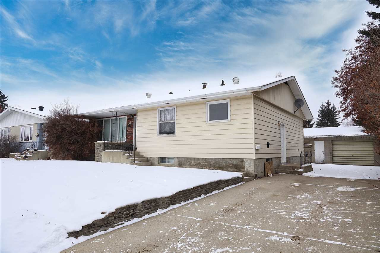 Main Photo: 5306 40 Avenue: Wetaskiwin House for sale : MLS®# E4182587