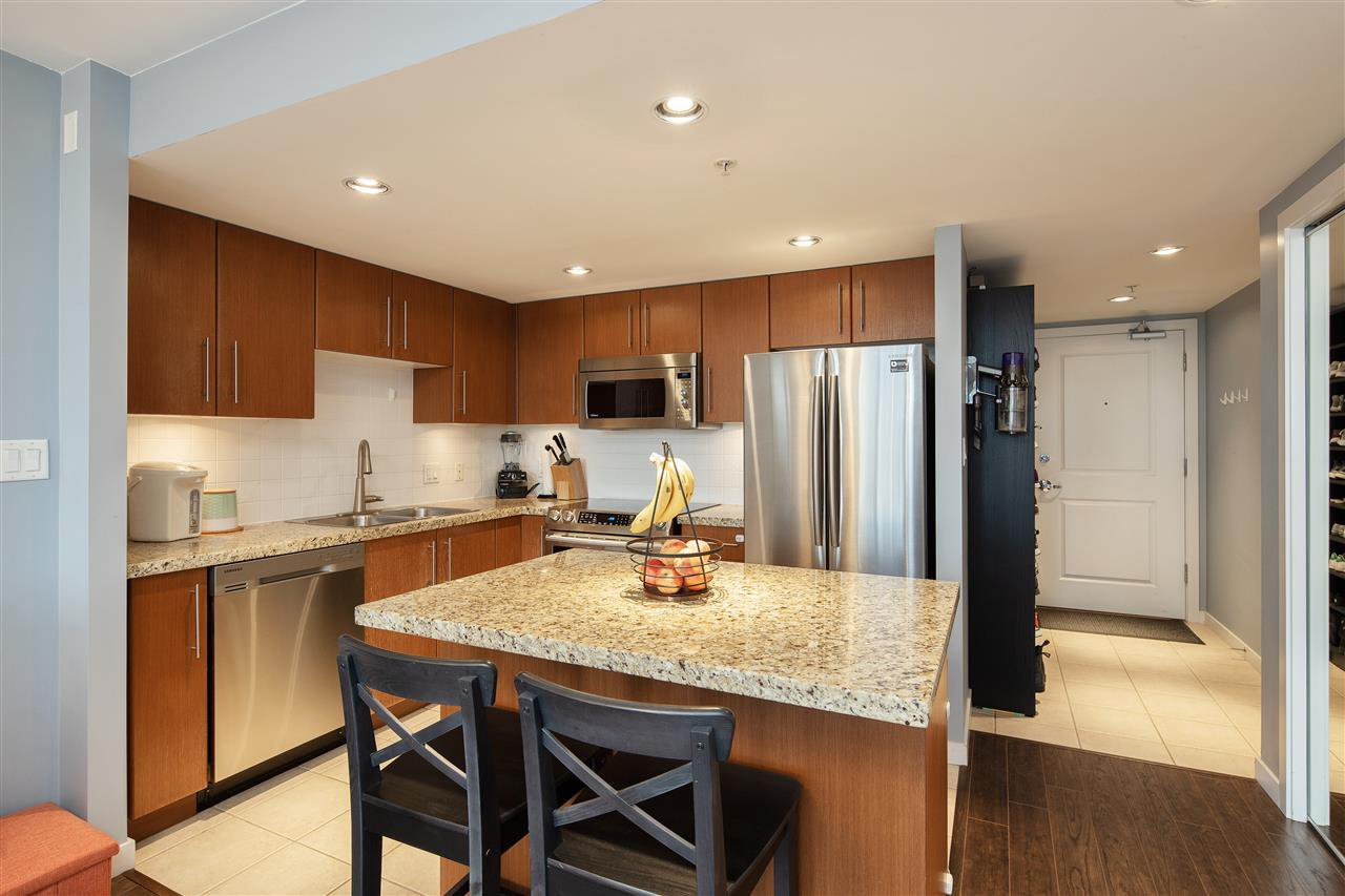 Main Photo: 2001 2138 MADISON AVENUE in Burnaby: Brentwood Park Condo for sale (Burnaby North)  : MLS®# R2490784