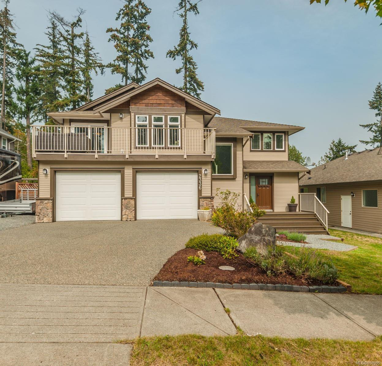 Main Photo: 2336 Dodds Rd in : Na Chase River House for sale (Nanaimo)  : MLS®# 858505